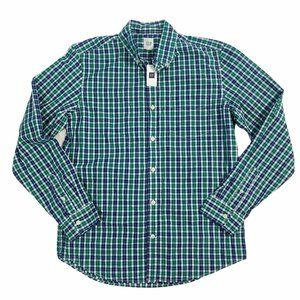 Gap Men's Long Sleeve Plaid Shirt